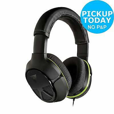 Turtle Beach XO4 Stealth Wired Headset for Xbox One - Black -From Argos ebay