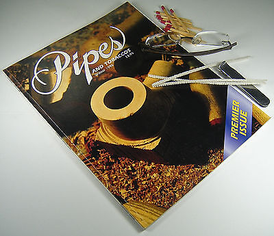 BACK ISSUES of PIPES & TOBACCOS Magazine – Vol 18 No 2 – Summer 2013