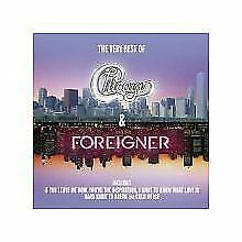 Chicago / Foreigner - The Very Best Of NEW CD