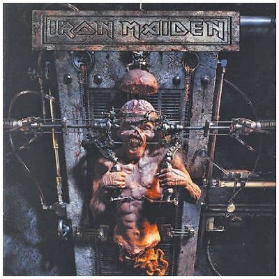 Iron Maiden - The X Factor NEW CD