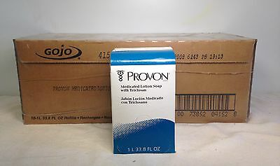 Provon 4152-607 Medicated Lotion Soap with Triclosan 1000 mL Qty 10 **SAVE 60%**