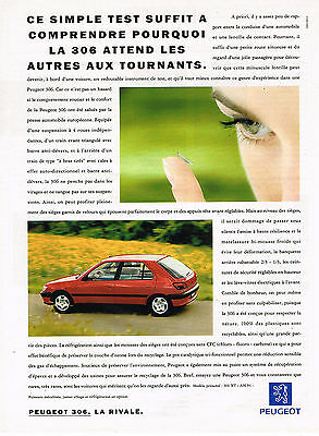 Other Breweriana Publicité Advertising 1993 Peugeot Assistance