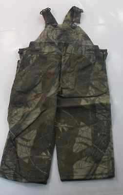 Round House 177-24M Childs 24 Months Camouflage Bib Overall Hardwoods 18865