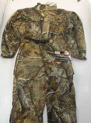Scentlok 7322-XL Savanna Ext Coverall Realtree Camo Size Mens XLarge 18925