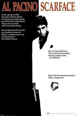 Scarface new Large Maxi poster 61x 91.5cm FP1693 45