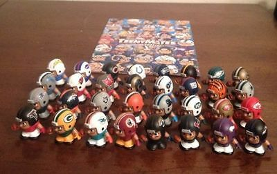 Pick Ur Favorite Team Figure 2014 Nfl Football Teenymates Series 3 Wide Receiver