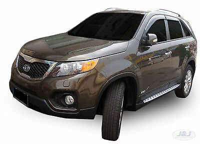 RB004 Side  steps  KIA SORENTO 2009  - 2012 OEM style Running Boards