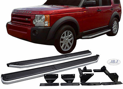 RB006 Land Rover Discovery 3 & 4 OE Style Running Boards