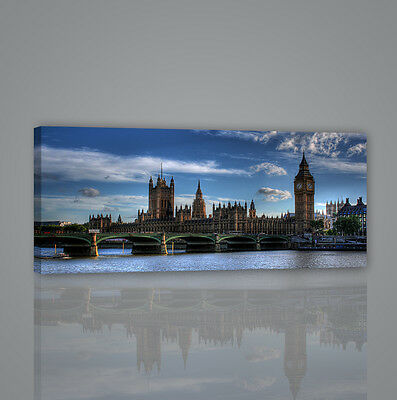 Quadri Moderni  Bing Bang London Quadro Moderno Stampa Su Tela Canvas Print