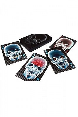 MollaSpace X-RAY DECK OF PLAYING CARDS see-through transparent PVC LMS010 molla