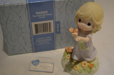 2009 Precious Moments You Gave Me Wings To Fly Figurine 940003