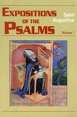 NEW Expositions of the Psalms by St. Augustine Paperback Book (English) Free Shi
