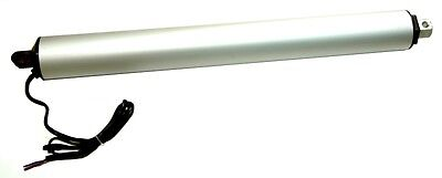 """High Speed 12VDC Linear Actuator 12"""" Stroke, 65 mm/s, 45 LB Max Load"""