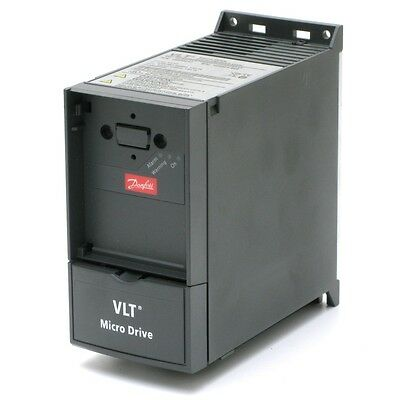 Danfoss 132F0017 VLT Micro Drive Variable Frequency Drive, 0.5HP