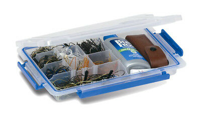 Plano 3640 Stowaway - Waterproof Fishing Tackle Tray With Up to 20 Compartments