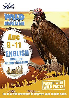 English - Reading Comprehension Age 9-11 (Letts Wild About) Libro Inglés