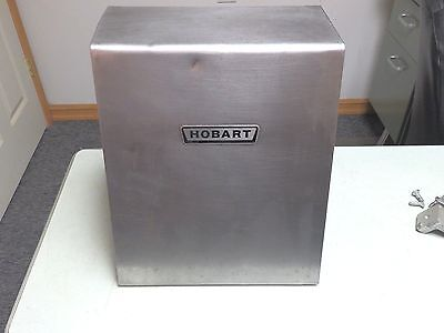 """Pd35 Pd 35 Hobart Meat Grinder  """"stainless Steel Machine Cover""""  Pd-35 Free Ship"""