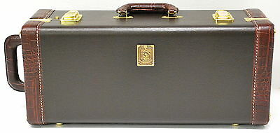 NEW BACH STRADIVARIUS Bb TRUMPET CASE, ITEM #C180