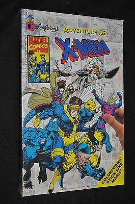X-Men Colorform Adventure Set - Colorforms (1994) ITB WH