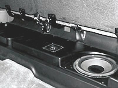 Q-Logic Custom Subwoofer Box Dodge DAKOTA Club Cab Subwoofer Enclosure