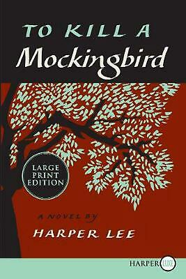 To Kill a Mockingbird by Harper Lee (English) Paperback Book Free Shipping!