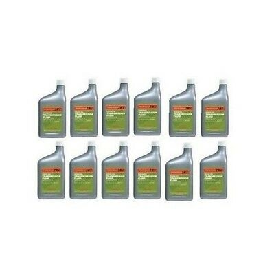 NEW Fits Honda Acura Set of 12 Bottles Quarts Manuel Transmission MTF Genuine
