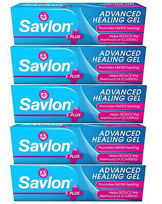 SAVLON ALGINATE DRESSINGS 5s