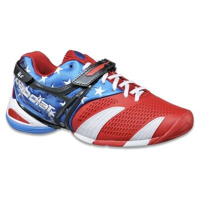 BABOLAT PROPULSE ALL COURT M Stars and Stripes 36-44.5 NEW 140€ LTD US EDITION