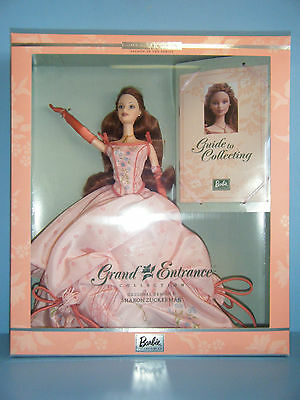 2002 Grand Entrance Barbie 2Nd In Series  *new*