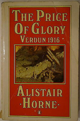 WW1 German Price Of Glory Verdun 1916 Western Front Reference Book