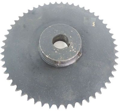 "Martin 50B54 1 7/16 Single Row Sprocket 1-7/16"" Bore 54 Teeth"