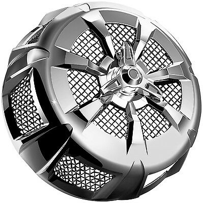 Kuryakyn Alley Cat Air Cleaner Cover  Chrome 9439*