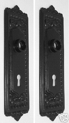 Egg&Dart Estate Backplates-for Antiques Knobs-any Door