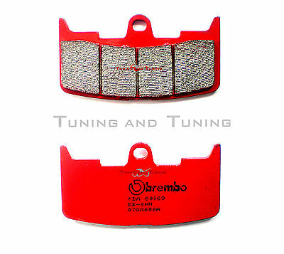 Front Brake Pads Brembo Sintered For Buell Xb12S Lightning 1200 2007 07 07Gr68Sa