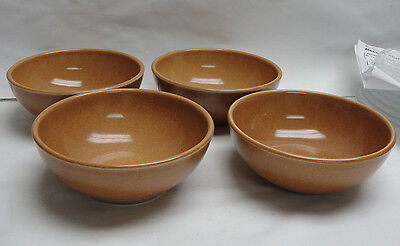 IROQUOIS CHINA - CASUAL by RUSSEL WRIGHT / APRICOT Color - CEREAL BOWL