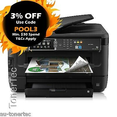 Epson WorkForce WF-7610/7620 A3 4in1 Wireless Multifunction Printer+Duplex *RFB*