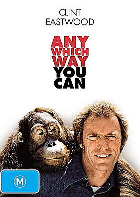Any Which Way You Can - NEW DVD