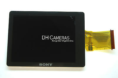 New LCD Screen Display For Sony DSC-HX200V SLT-A57 SLT-A77 SLT-A65 +outer window