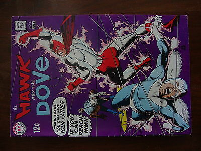 Hawk And The Dove #6 G/VG Your Father