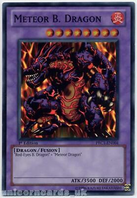 PRC1-EN004 Meteor B. Dragon Super Rare 1st Edition Mint YuGiOh Card
