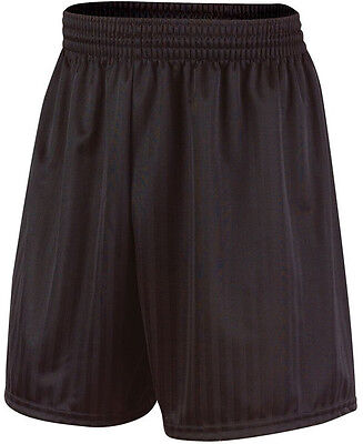 Prostar Omega Junior Football Shorts - Black