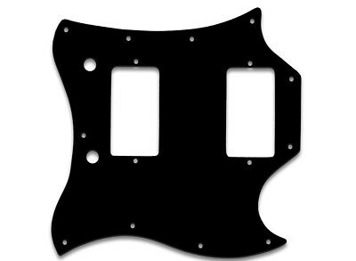 SG STANDARD CURRENT MODELL BLACK BWB 3PLY PG f.GIBSON® PICKGUARD US MADE QUALITY