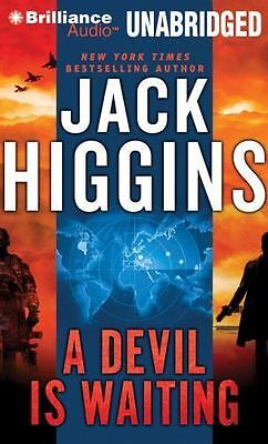 NEW - A Devil is Waiting (Sean Dillon Series) by Higgins, Jack