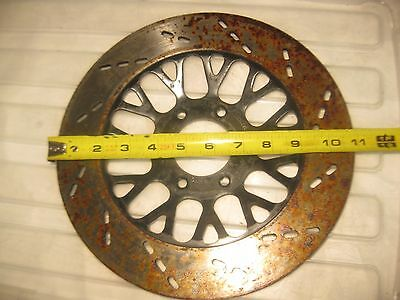 Suzuki 1981 1982 GS650 E GS 650 front right Brake Rotor Disc Thickness: 5.07 mm
