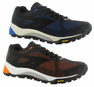 Hi-Tec V-Lite Infinity Walking Trail Dirt Running Shoes Trainers Mens UK7-13