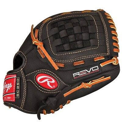 """Rawlings 3SC1200D 12"""" REVO 350 Solid Core Series Baseball Glove New With Tags!"""