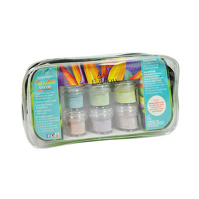 Ezflow Boogie Nights Paradise Cove Collection Acrylic Powder kit