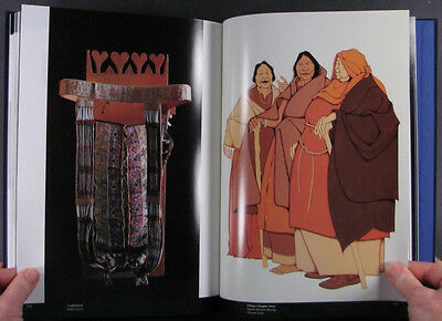 NATIVE AMERICAN INDIAN ANTIQUES & ARTS, PEABODY MUSEUM EXHIBITION CATALOG BOOK