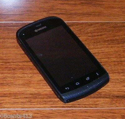 Kyocera Hydro C5170 - 2GB - Black (Boost Mobile) Pre-Paid Smartphone ONLY