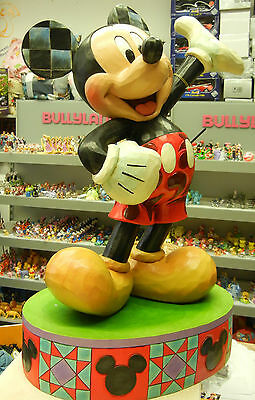 enesco Mickey Mouse Classic 60 Disney Traditions The one and Only 4037509 gross